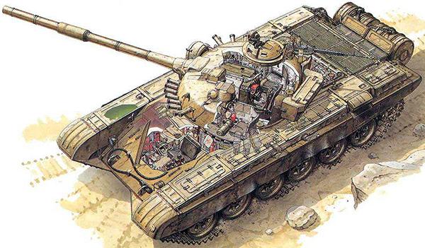 Укроборонпром представил «натовскую» модернизацию советского танка
