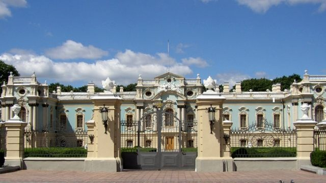 Реставрация Мариинского дворца дополнительно съест 200 млн грн