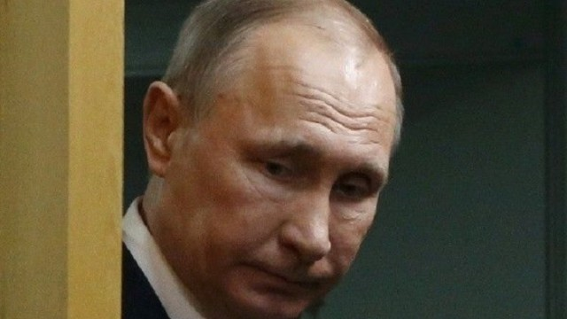 Путин выдумал новый маразм об Украине