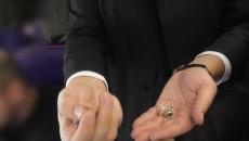 Появилось полное видео задержания нардепа Розенблата в аэропорту