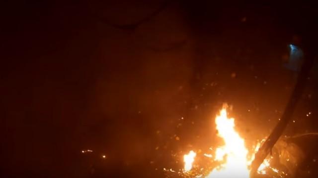 Обнародована запись момента подрыва нардепа Мосийчука (ВИДЕО)