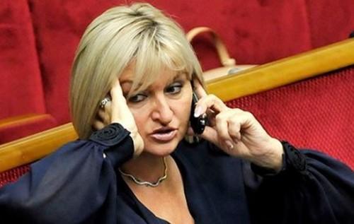 Ирина Луценко отказывается каяться за «козла» в Раде