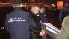 В Житомире задержан один из руководителей Госгеокадастра