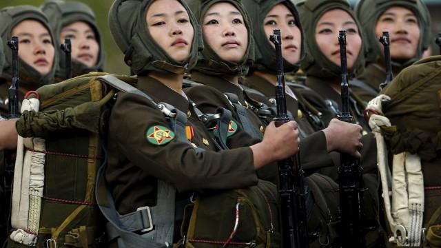 Северная Корея замораживает