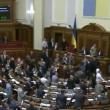 Депутаты согласовали сценарий первого заседания Рады