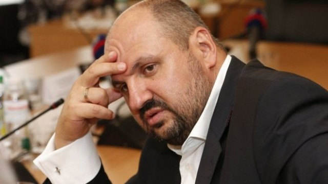 «Янтарный» Розенблат пытается засудить Сытника и Лещенко