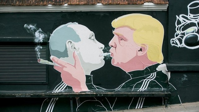 Трамп влюбился в Кима