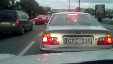 В Украину завезли 60 тыс. авто с литовскими номерами