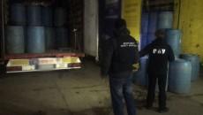 В Одессе перехватили контрабанду 60 тыс. литров спирта на 2 млн грн
