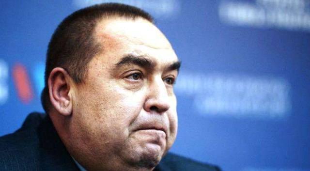 Террорист Плотницкий после разборок сбежал в Россию
