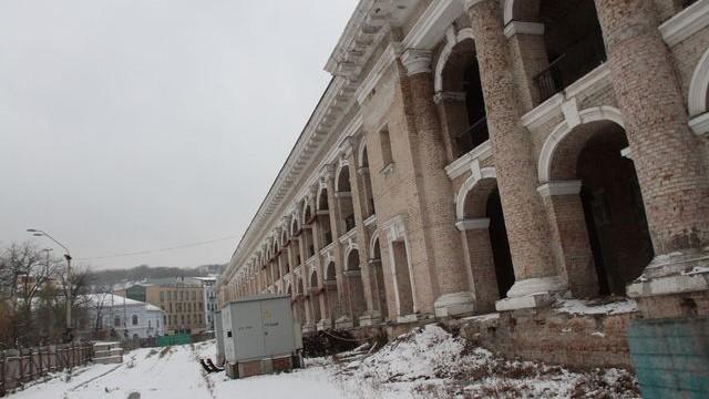 Четыре культовых здания Киева отдадут на баланс города