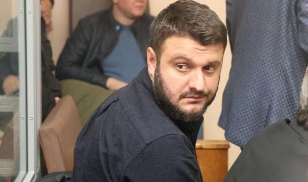 Авакова-младшего и Чеботаря отпустили под личное обязательство