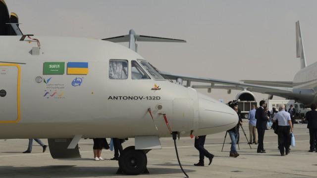 Подготовка Ан-132 к серийному производству близится к завершению