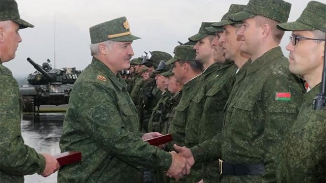 Беларусь предложила и своих миротворцев на Донбасс