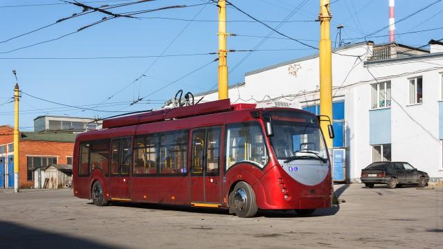 Днепр закупит 13 белорусских троллейбусов