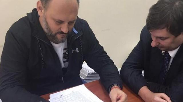 Каськива экстрадировали в Киев