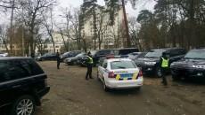 В Киеве задержали более 60-ти криминальных авторитетов