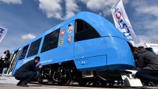 Немецкий высокоскоростной поезд поломался в пути