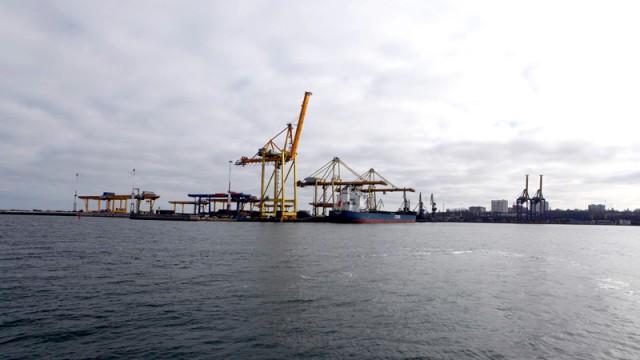 АМПУ объявила тендер на реконструкцию причала №1 морпорта Черноморск