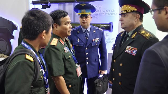 Украина усиливает военно-техническое сотрудничество с Таиландом