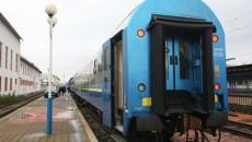 Представлены новые вагоны для поезда «Киев-Вена»