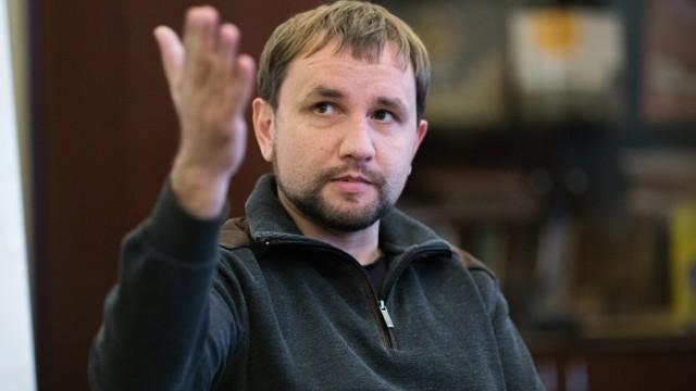 Вятрович принял присягу нардепа