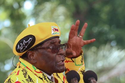 Мугабе отдаст власть в Зимбабве в обмен на неприкосновенность