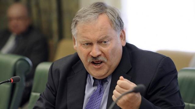Украина готовит заочный приговор для украинофобов Затулина и Глазьева