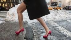 В Киеве за неубранный снег штрафуют до 2 тыс. грн