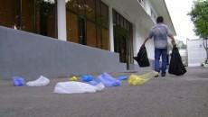 Киев попросит Раду запретить одноразовые кульки