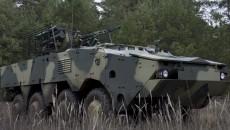 В Харькове закончились испытания новейшего бронетранспортёра