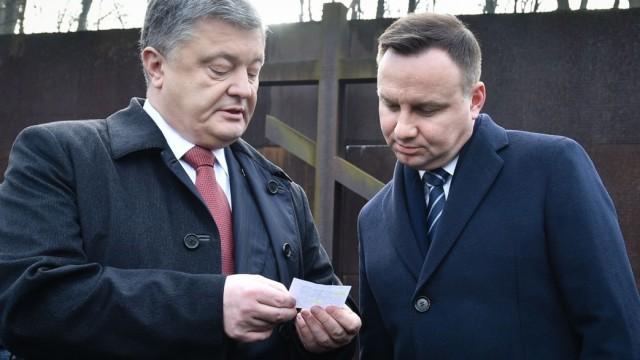 Порошенко едет в Польшу