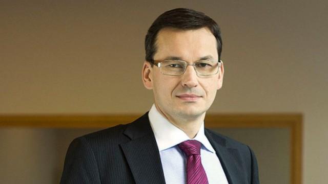 Моравецкий начал премьерство в Польше