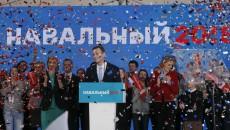 Навальный идет в президенты