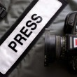В ноябре в Украине побили пятерых журналистов