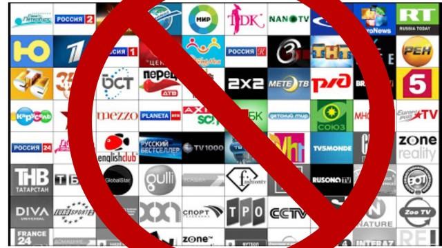 Доля украинского языка в телеэфире составила 92%