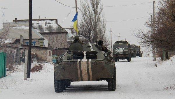 На Донбассе наступит новогоднее перемирие