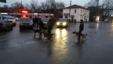 В Харькове неизвестный захватил отделение Укрпочты