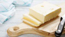 Украина продала за рубеж сливочного масла на $130 млн