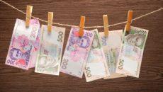 Госфинмониторинг зафиксировал отмывание 60 млрд грн
