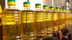 Производство подсолнечного масла выросло на 20%