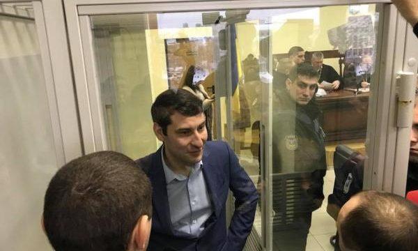 Правой руке Саакашвили продлили арест
