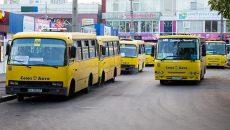 В Киеве полсотни маршруточников повысили стоимость проезда