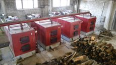 Перевод газовых мощностей на тепловые обошелся в 460 млн евро