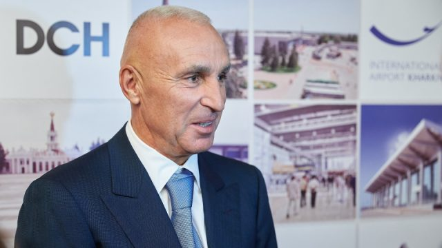 Ярославский ищет в Давосе партнеров для развития промплощадок ХТЗ и софинансирования «Сухой балки»