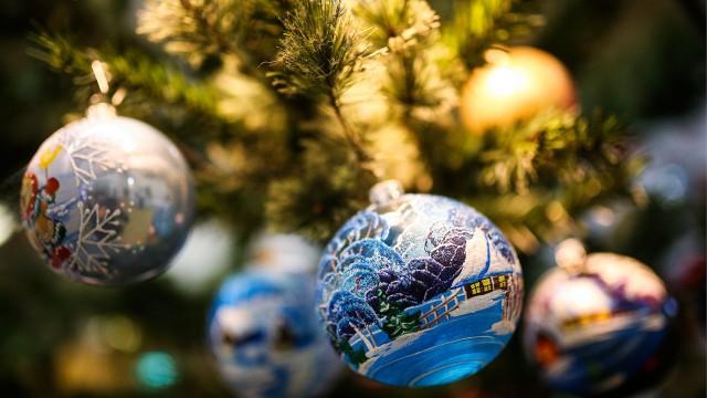Украина увеличила экспорт елочных игрушек