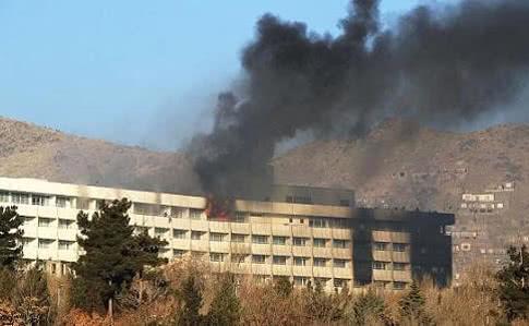 В Кабуле погибли 6 украинцев