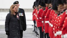 В Украину едет генерал-губернатор Канады