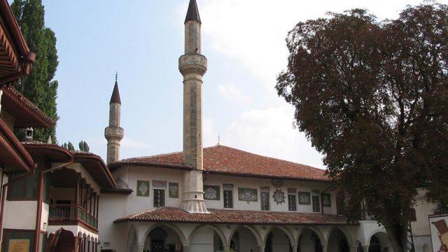 Дворец крымских ханов Гиреев просят защитить с помощью ЮНЕСКО