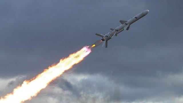 Иран запустил крылатую ракету с боевым радиусом в 1,3 км